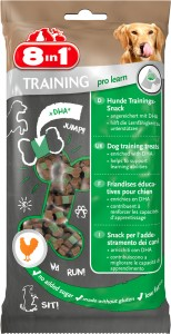 8in1 Training Treats Pro Learn 100 g